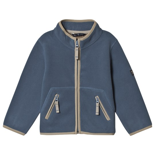 Ver de Terre Polar Blue Zip Fleece Polar Blue
