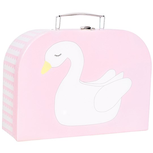 Jabadabado Bag Swan & Flamingo Mix