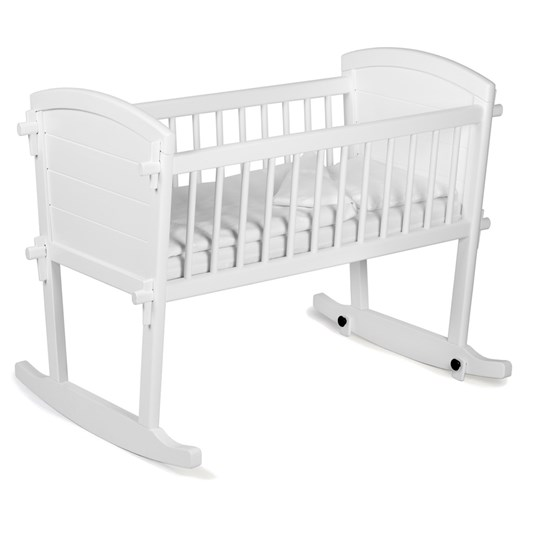 Troll Traditional Cot White Multi