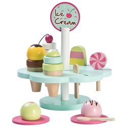 STOY Ice Cream Set