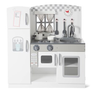Image of Wood Little Big Kitchen White (3125306841)
