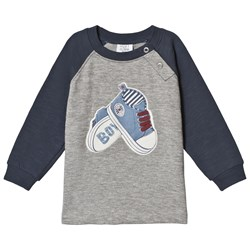 Hust&Claire Sylvester Tee Grey