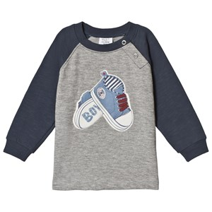 Image of Hust&Claire Sylvester Tee Grey 68 cm (4-6 mdr) (1169160)