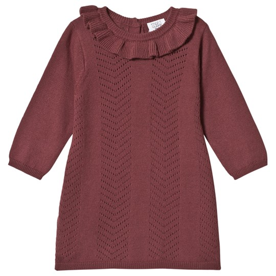 Hust&Claire Dorina Dress Pink Red rouge