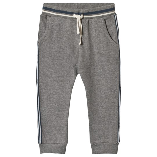 Hust&Claire Gorm Sweatpants Grey Light Grey Melange