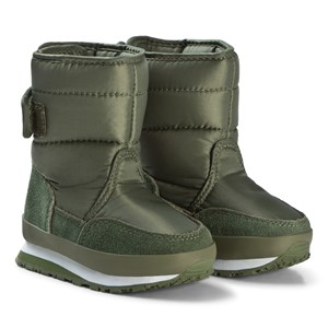 Image of Rubber Duck Nylon Suede Solid Kids Green 31 EU (3149052387)
