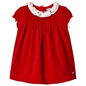 Image of Mayoral Berry Red Cord Dress 24 months (3151387665)