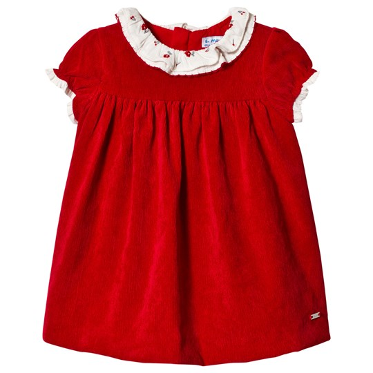 Mayoral Berry Red Cord Dress 67