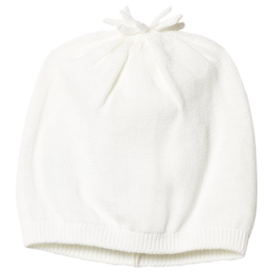 Mayoral Cream Knitted Beanie 54