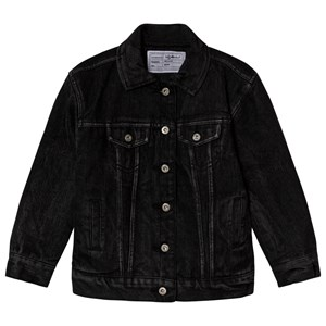 Image of I Dig Denim Black Kim Padded Denim Jacket 146/152 cm (3125271491)