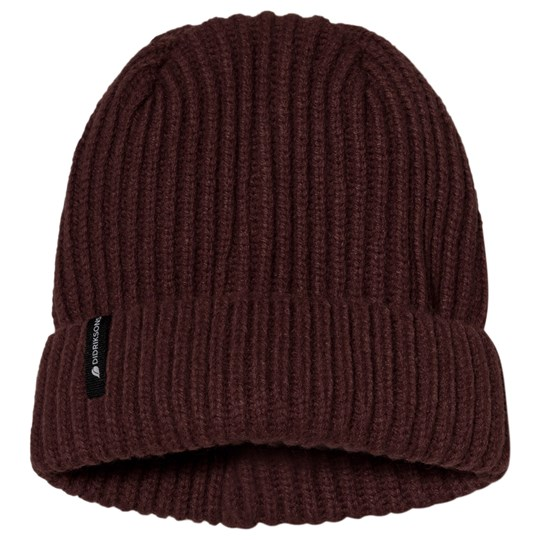 Didriksons Originals Nilson Kid´s Beanie Old Rust Old Rust