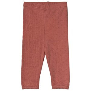 Image of Noa Noa Miniature Ash Rose Baby Leggings 12M (3125268435)