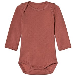 Image of Noa Noa Miniature Ash Rose Baby Body 9M (3125229137)