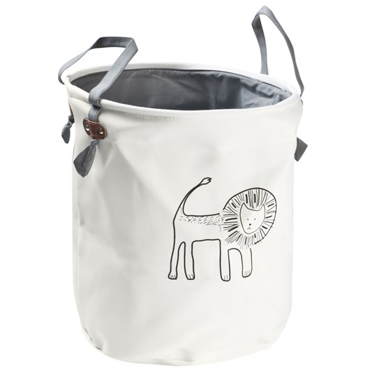 JOX Lion Storage Basket White