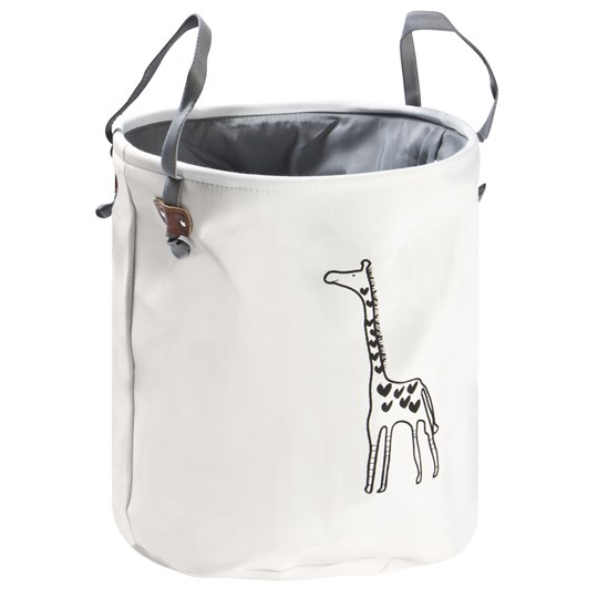 JOX Giraffe Storage Basket White