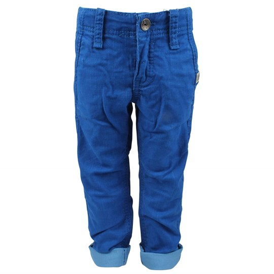 Mexx Kids Boy Pant Non Denim Strong Blue