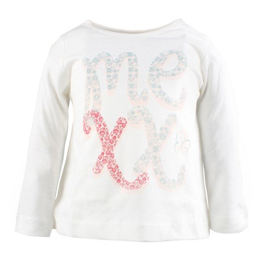Mexx Mini Girls T-Shirt Whisp White White