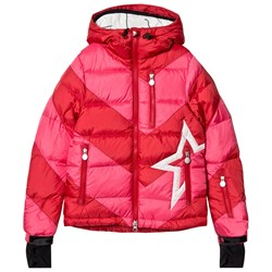 Perfect Moment Red & Pink Super Mojo Ski Jacket