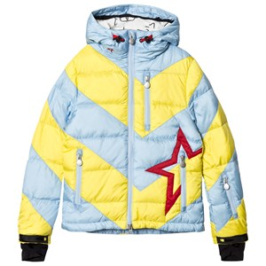 Image of Perfect Moment Blue and Yellow Mojo Jacket 12 years (3125300203)