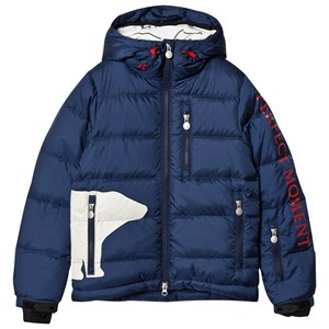 Image of Perfect Moment Navy Bear Jacket 10 years (3125300231)