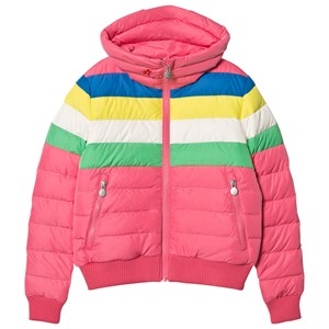 Image of Perfect Moment Pink and Rainbow Queenie Jacket 12 years (3125300259)