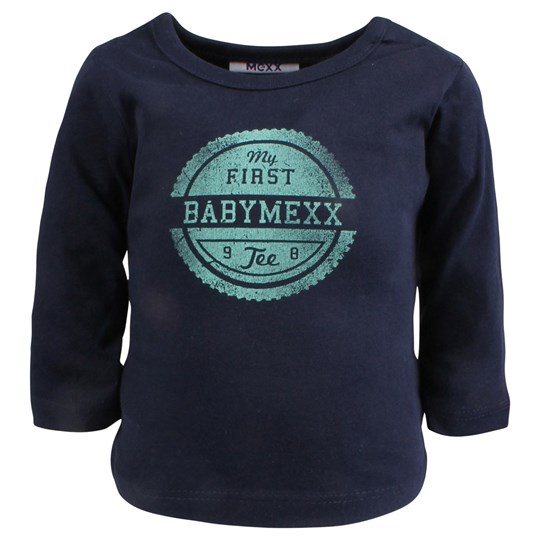 Mexx Baby Boys T-Shirt Bright Mid Blue