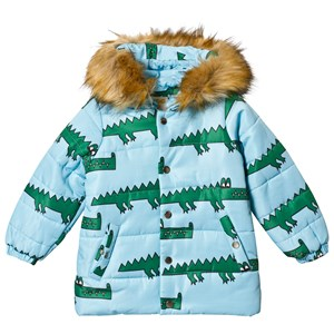 Image of Hugo Loves Tiki Crocodile Coat Blue 6 år (3125250967)