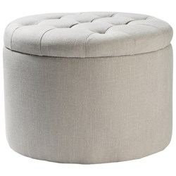 JOX Round Storage Grey