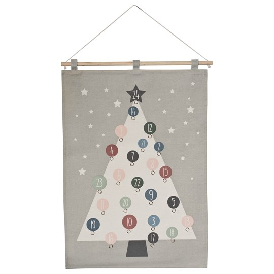 FORM Living Tree Advent Calendar Grey