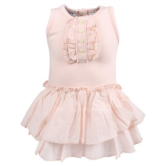 Mexx Baby Girl Dress Cut Cloud Pink Pink
