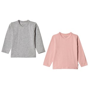 Image of Minymo 2-Pack T-Shirts Blush 140 cm (9-10 år) (1238848)