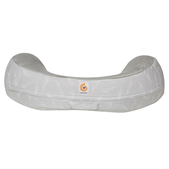 Ergobaby Natural Curve™ Nursing Pillow Falling Feathers Falling Feathers
