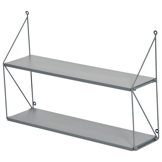 JOX 2-Level Wall Shelf Musty Grey
