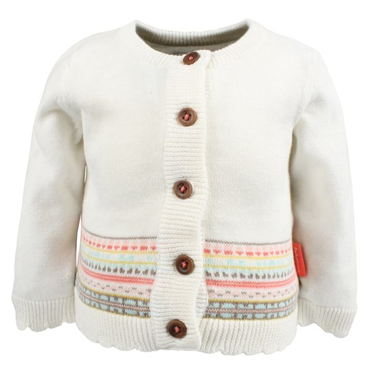 Mexx Baby Girls Sweater Flat White White