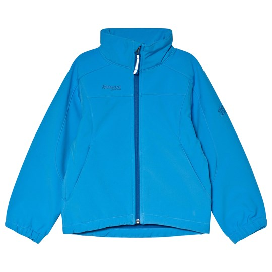 Bergans Reine Jacket Light Winter Sky Blue