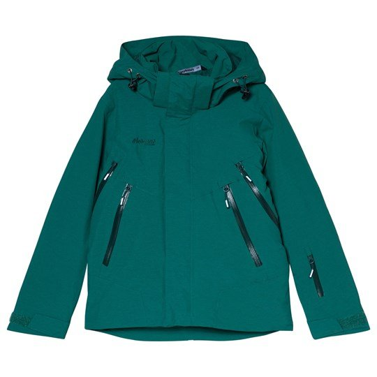 549f10a8 Bergans - Green Ervik Insulated Ski Youth Jacket - Babyshop.com