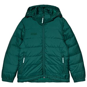 Image of Bergans Green Rena Down Youth Windbreaker Jacket 152 cm (11-12 år) (1177736)