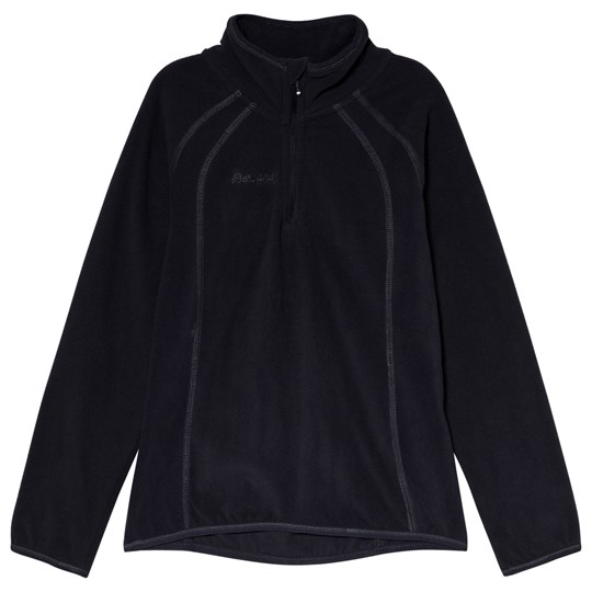 Bergans Ombo Youth Half Zip Fleecetröja Dark Navy Dark Navy