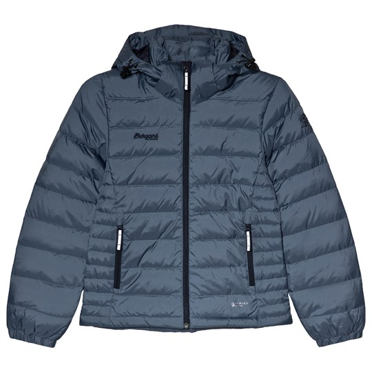 Bergans Navy Down Youth Puffer Jacket 10934