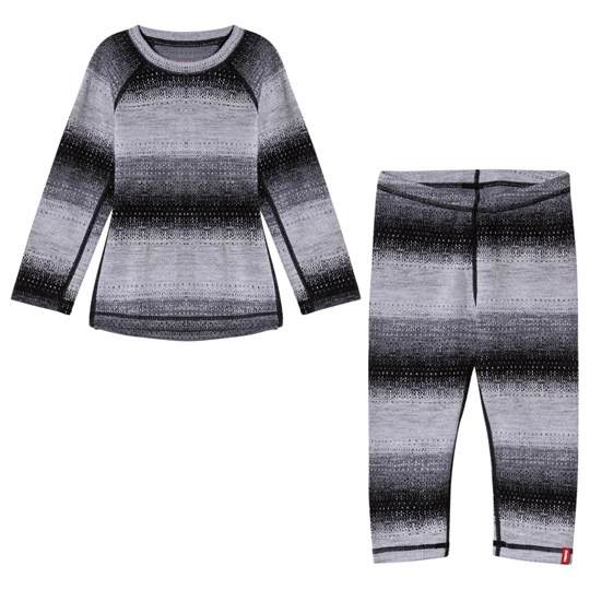 Reima Taival Thermal Set Melange Grey Melange Grey