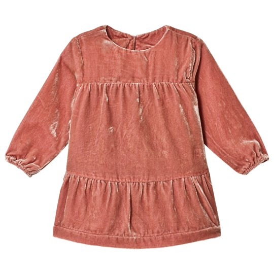 Noa Noa Miniature Dress Long Sleeve Knee Length Ash Rose Ash Rose