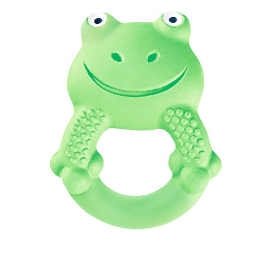 MAM Max the Frog Teething Ring 4m+ Green