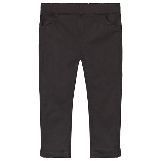 ebbe Kids Hanne Byxor Washed Black Washed Black