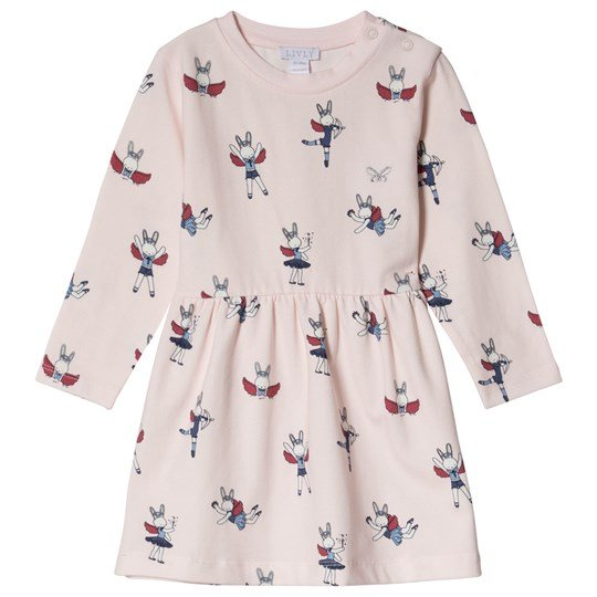 Livly Bunny Angels Lotta Dress Pink baby pink/ bunny angels
