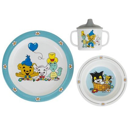 rattstart Bamse Table Wear Set Multi