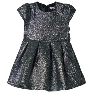 Image of Minymo Silver Dress 110 cm (4-5 år) (3125289369)