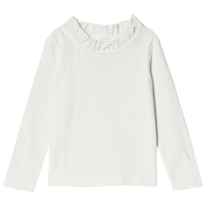 Image of Jocko Off White T-Shirt With Lace Collar 80/86 cm (1172332)
