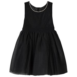 Image of Jocko Black Partydress With Diamond Neck 98 cm (2-3 år) (1172352)