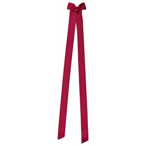 Image of Jocko Christening Belt Grain Ribbon Burgundy One Size (1227661)