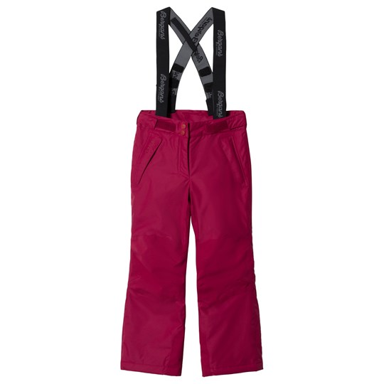 Bergans Red Hovden Insulated Pants Jam